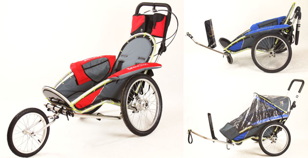Kendersportwagen Kinderanhänger