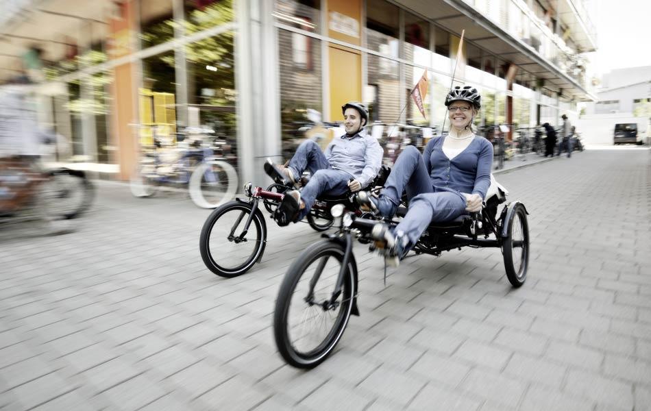 kettwiesel LiegeTrike Dreirad